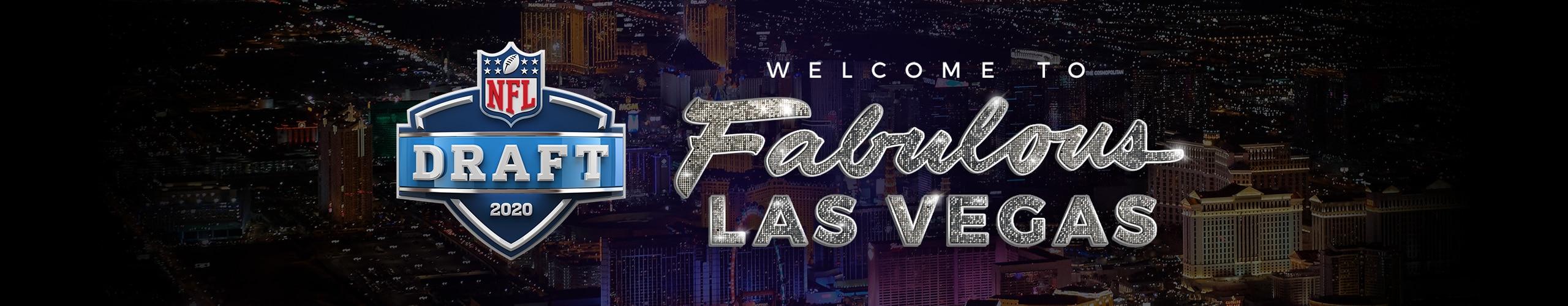 Nfl Combine 2020 Events.2020 Nfl Draft In Las Vegas Raiders Com