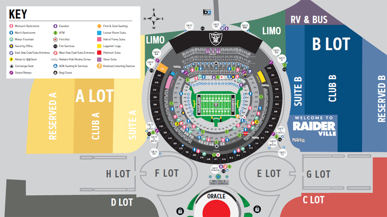 Gameday | Raiders.com