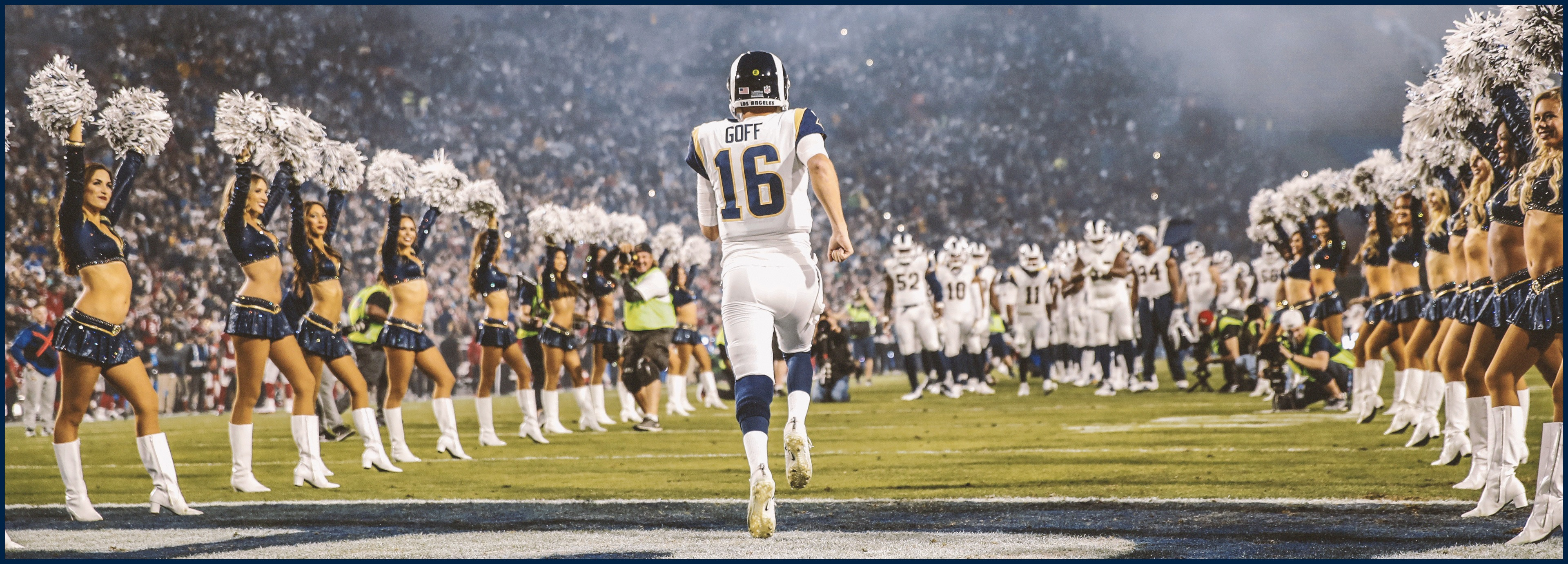 new style c9d75 0b2fe Official Site of the Los Angeles Rams