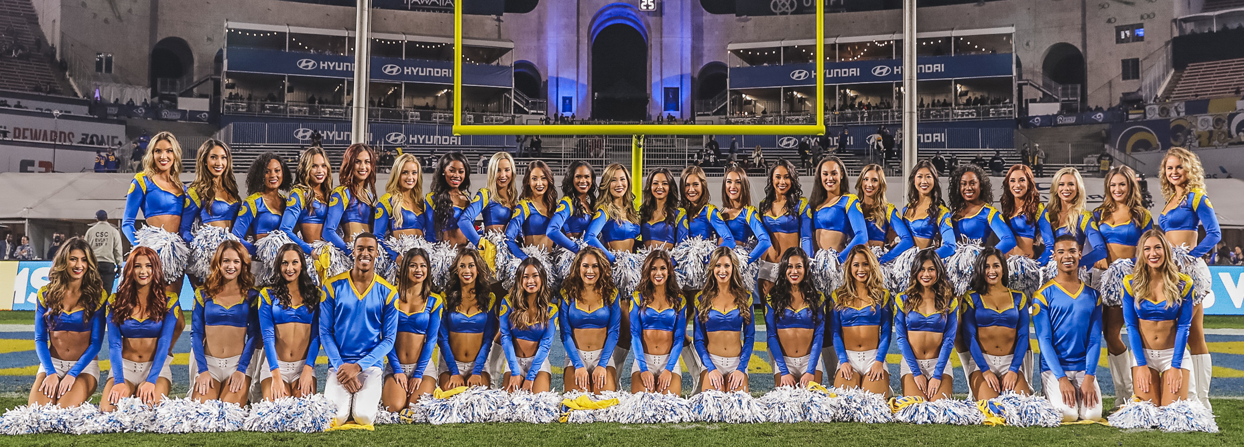 Rams Cheerleaders | Los Angeles Rams