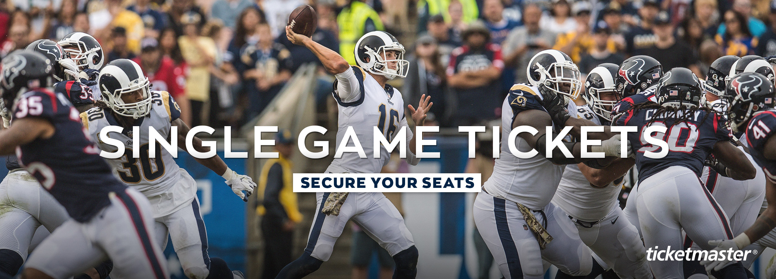 4f2d8a71 Rams Single Game Tickets   Los Angeles Rams - therams.com