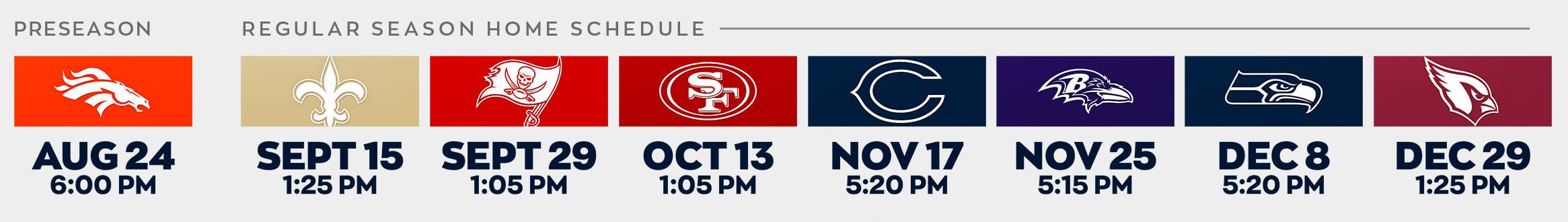 d69e2e6f Rams Season Tickets | Los Angeles Rams - therams.com