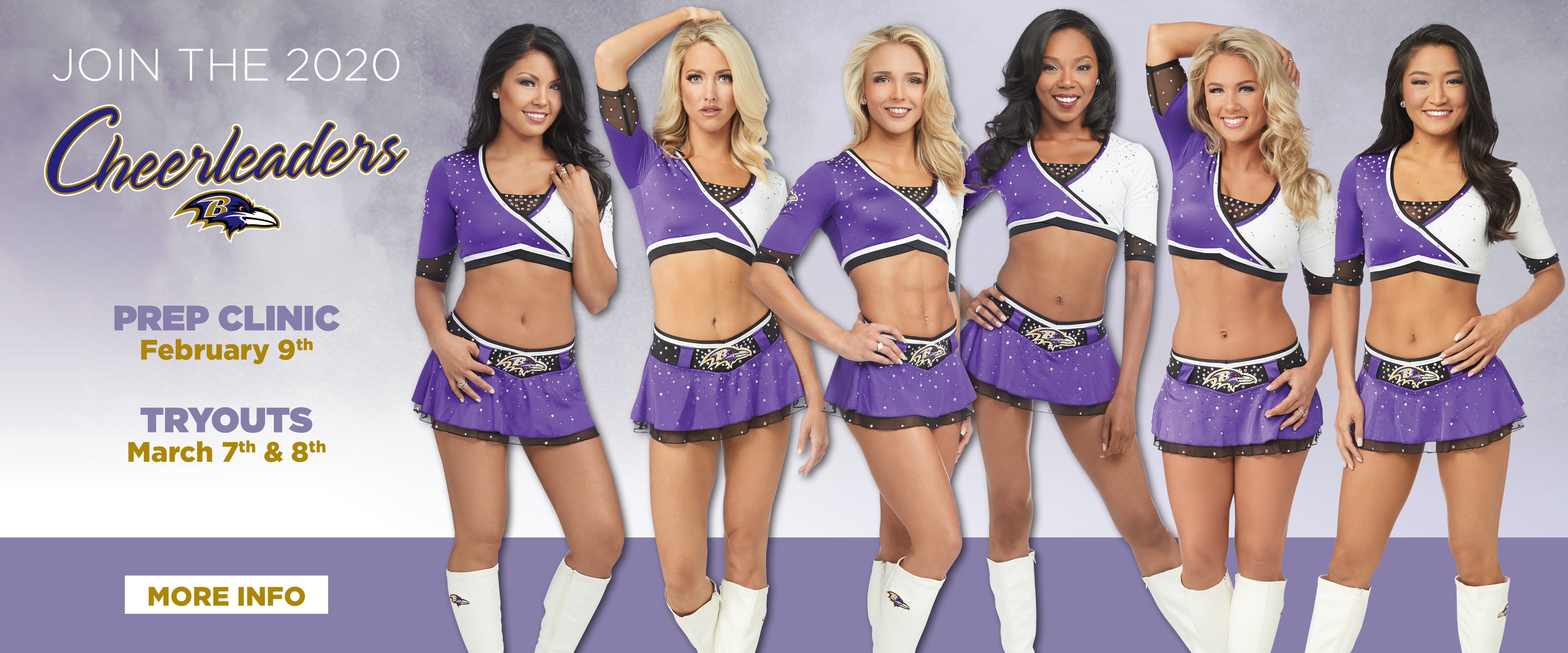 Learn More About Cheerleader Tryouts