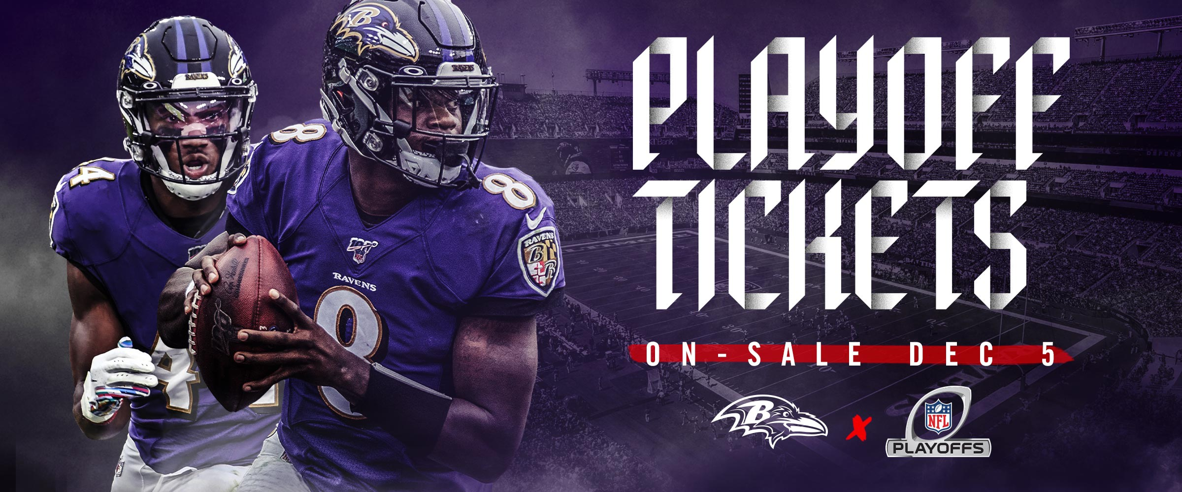 Playoff Tickets