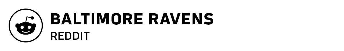 Follow Baltimore Ravens on Reddit