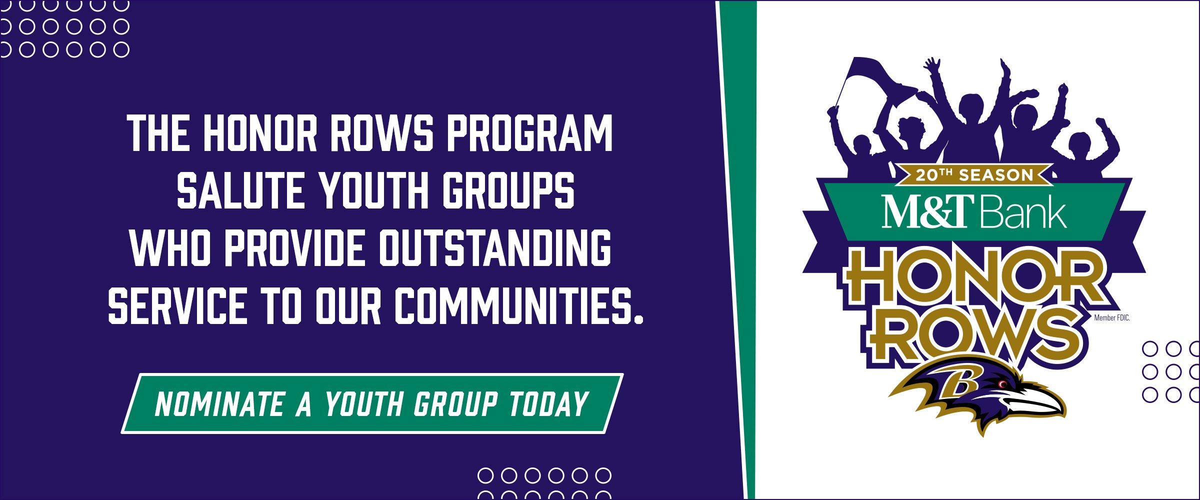Nominate a Youth Group