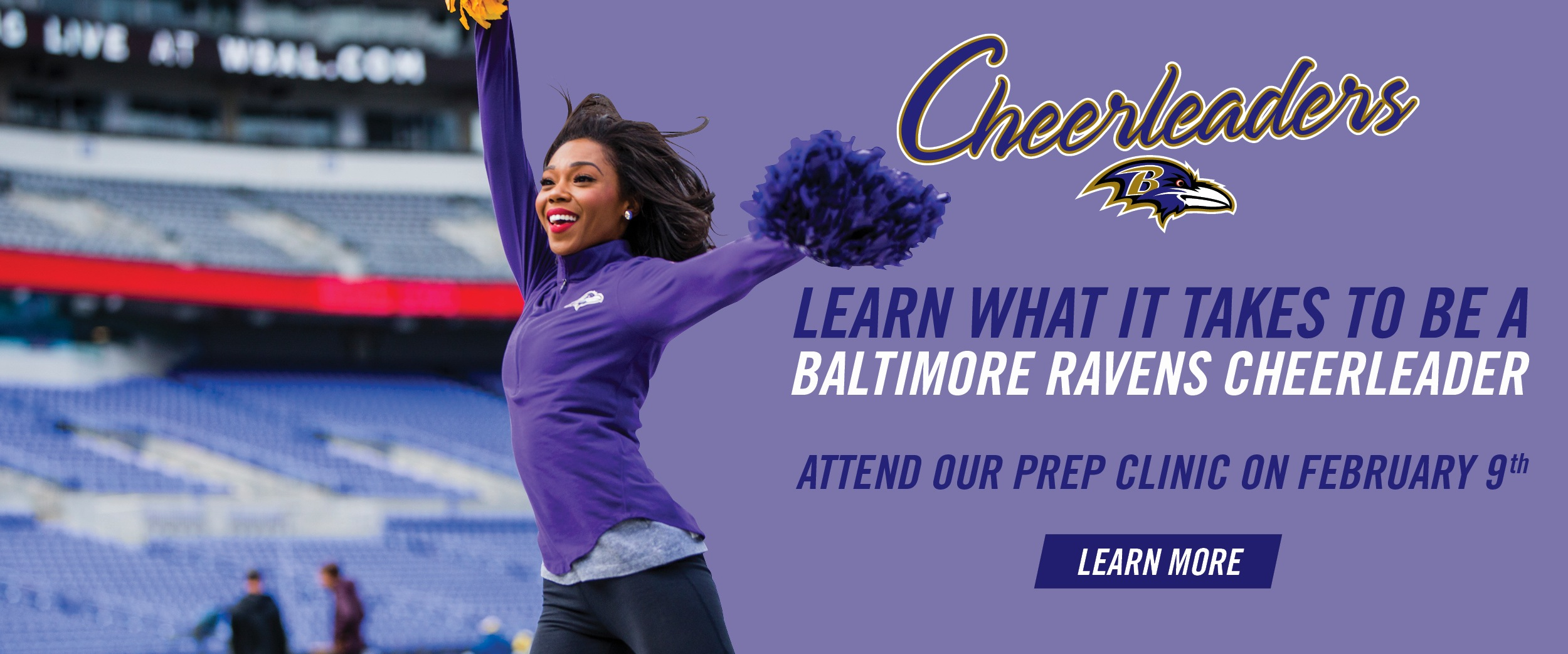 Cheerleader Prep Clinic