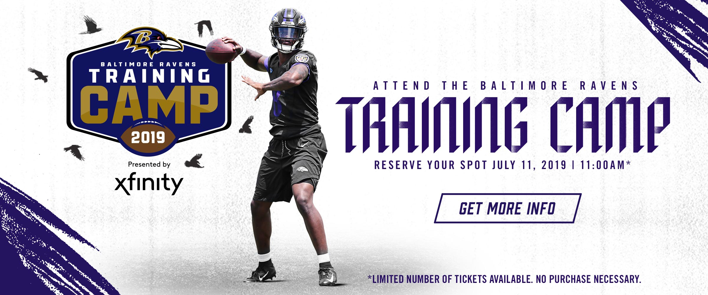 Learn More About Training Camp