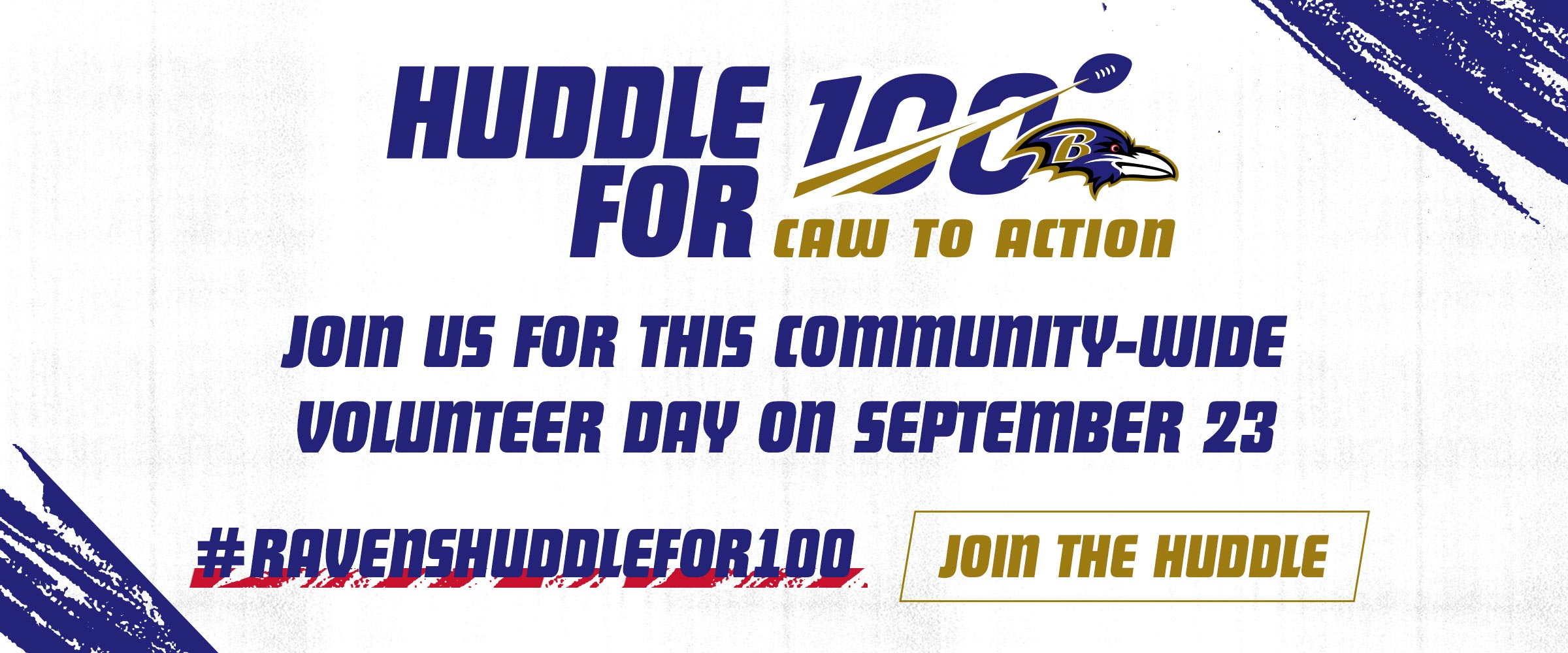 Join The Huddle