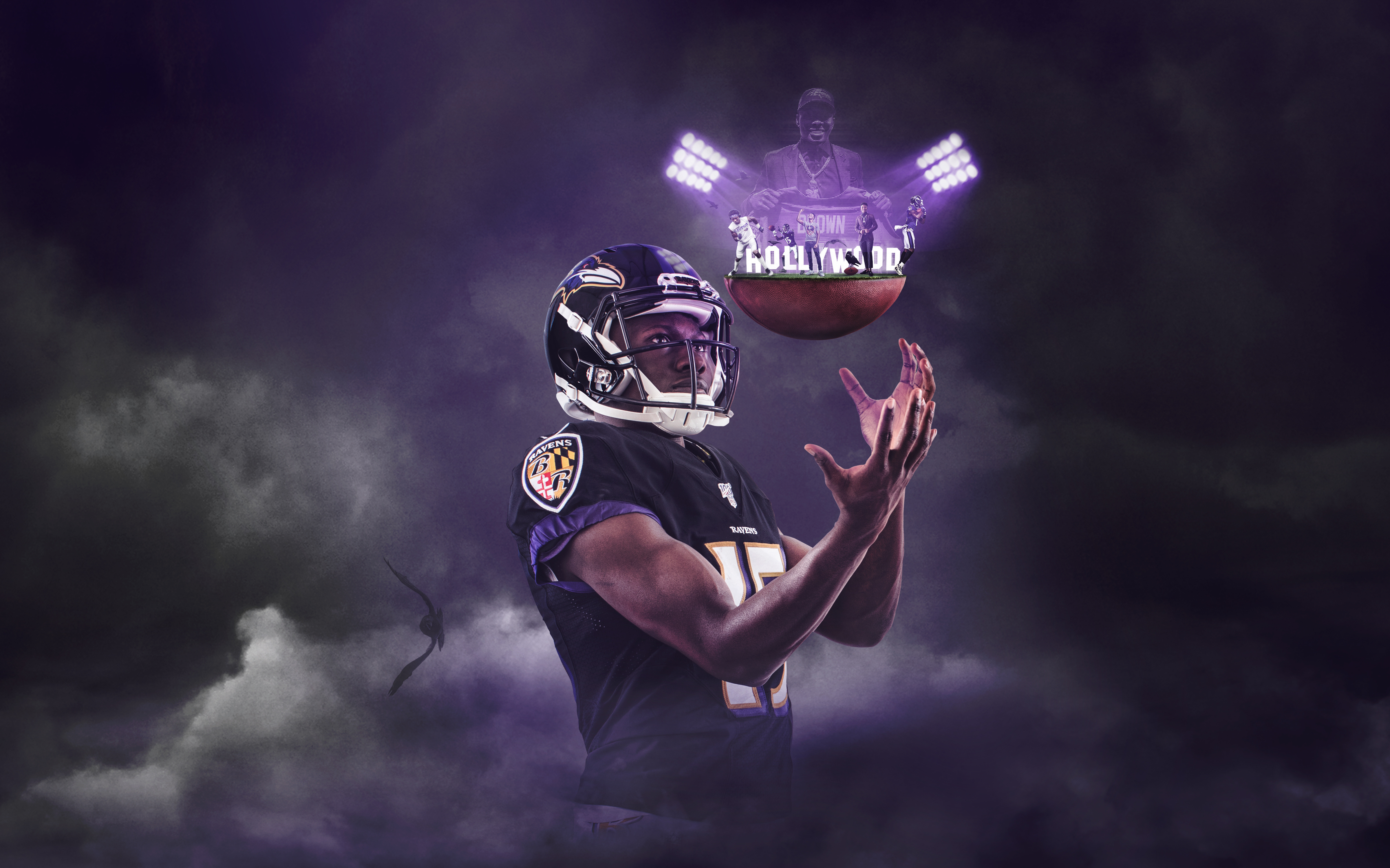 Ravens Wallpapers Baltimore Ravens Baltimoreravens Com
