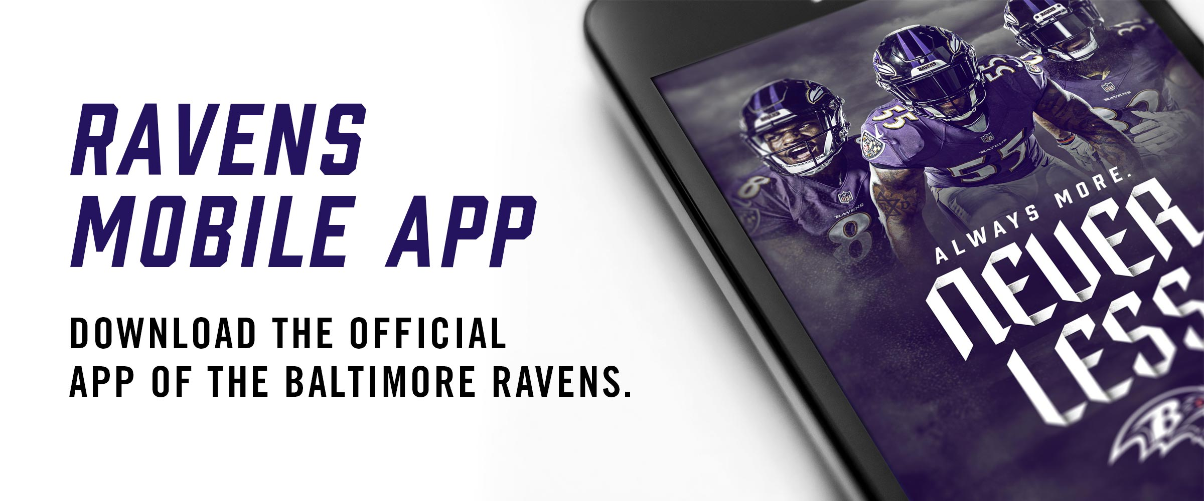 Download The Ravens Mobile App
