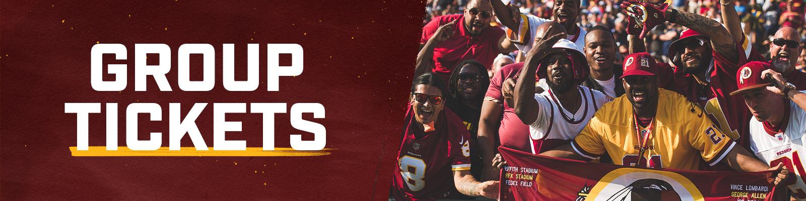 ecfc30e9 Redskins Tickets | Washington Redskins - Redskins.com