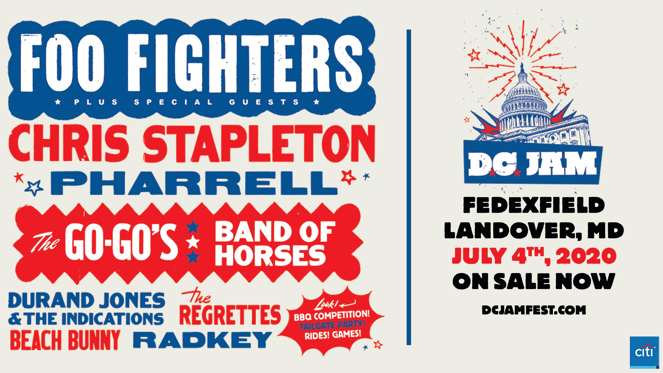 Foo Fighters Present D.C. Jam