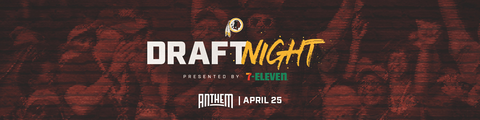 Tickets for Draft Night are sold out and may become available at a later date. Click below to check for updates!