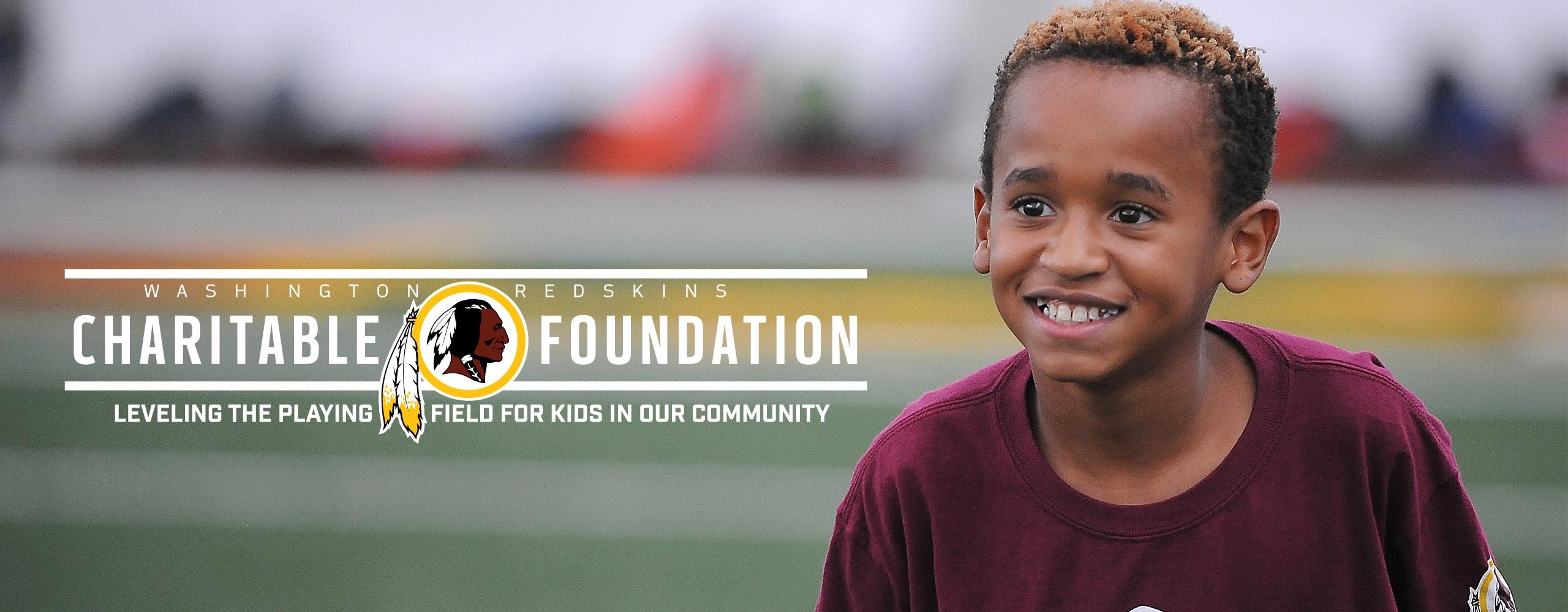 cd832654 Redskins Charitable Foundation | Washington Redskins - Redskins.com