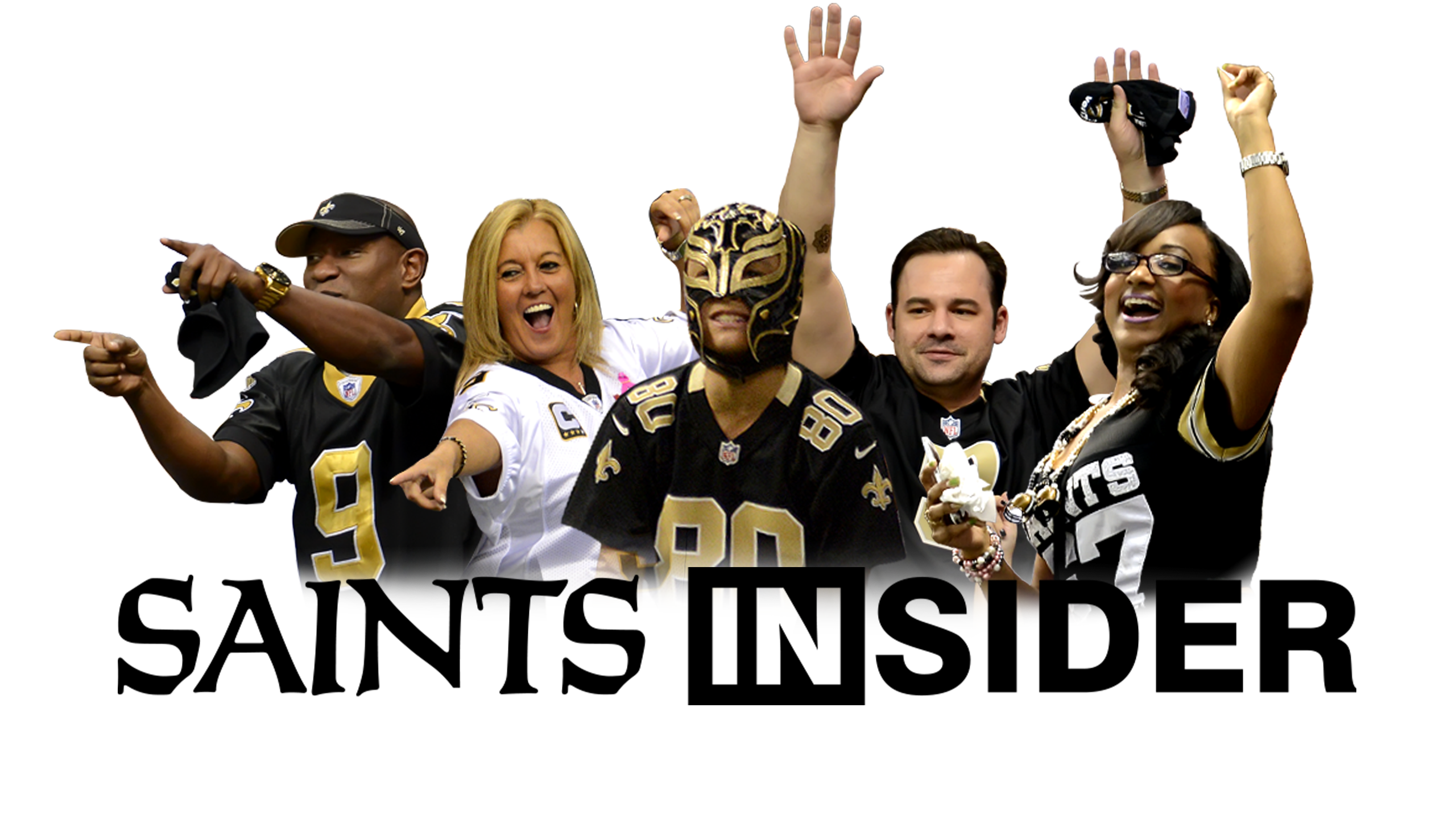 Become A Saints Insider