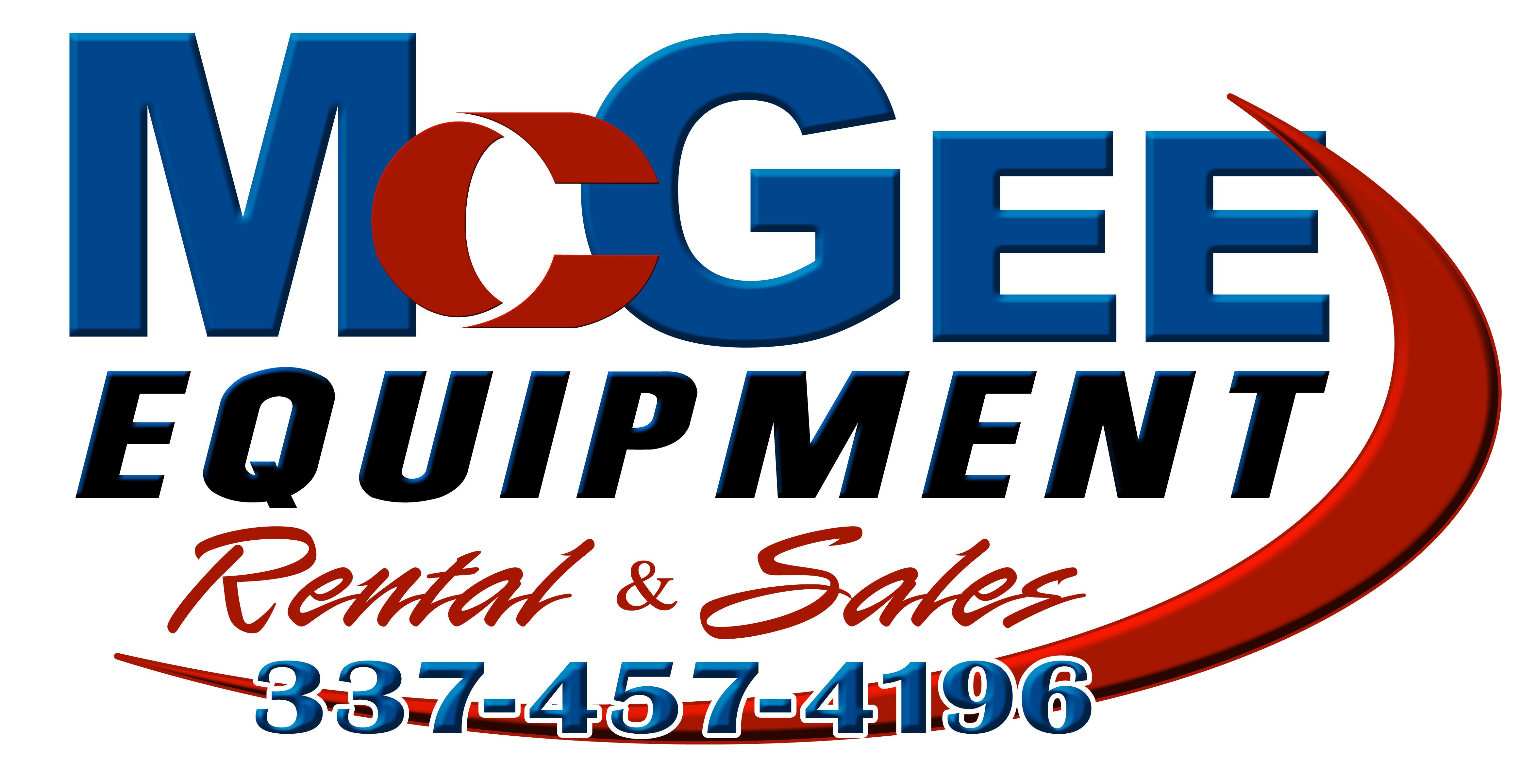 McGee Equipment Rental & Sales
