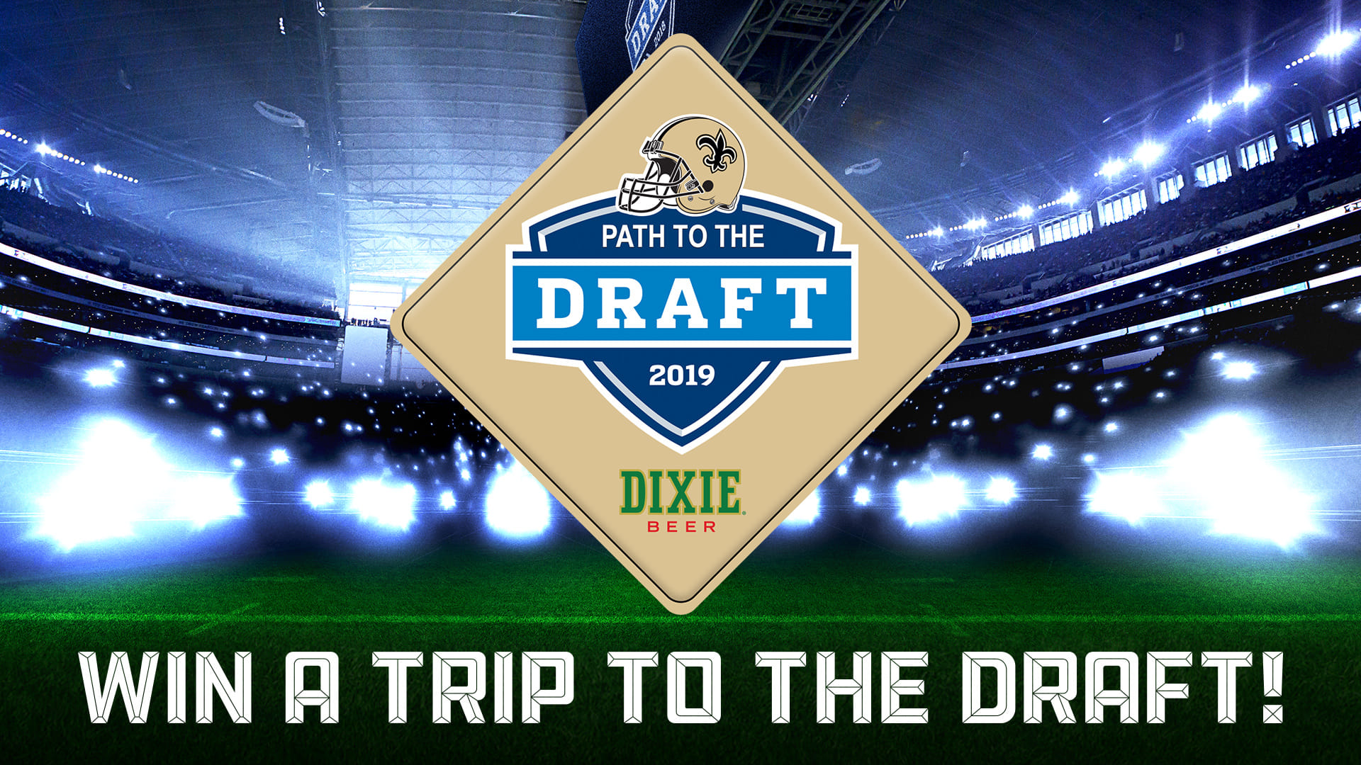 Dixie Delivery to the Draft Sweepstakes