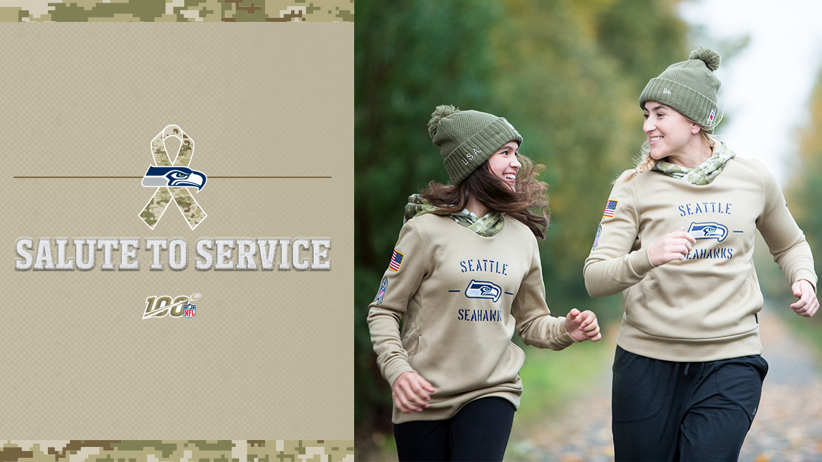 Salute to Service!