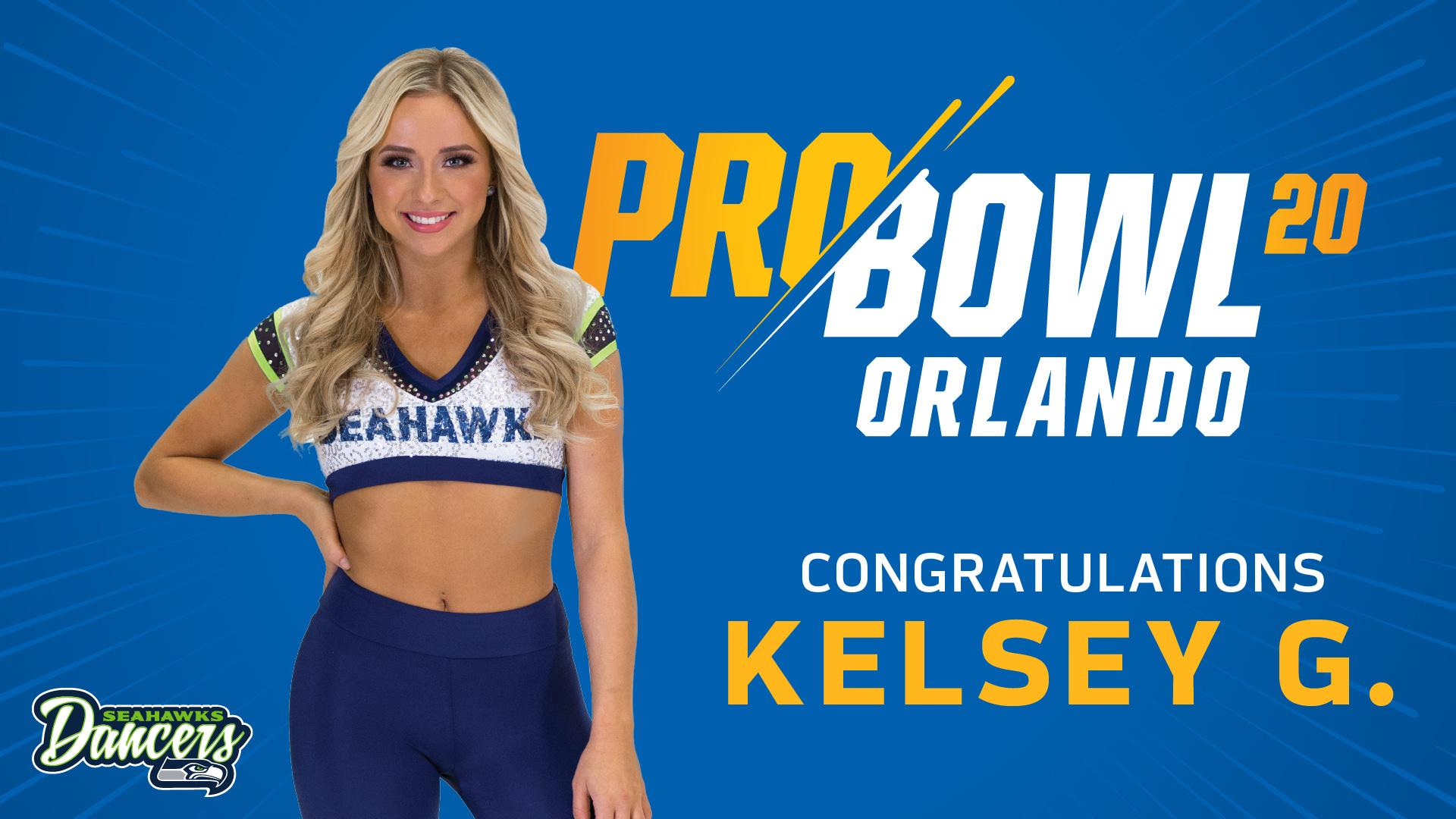 Congratulations Kelsey G.!