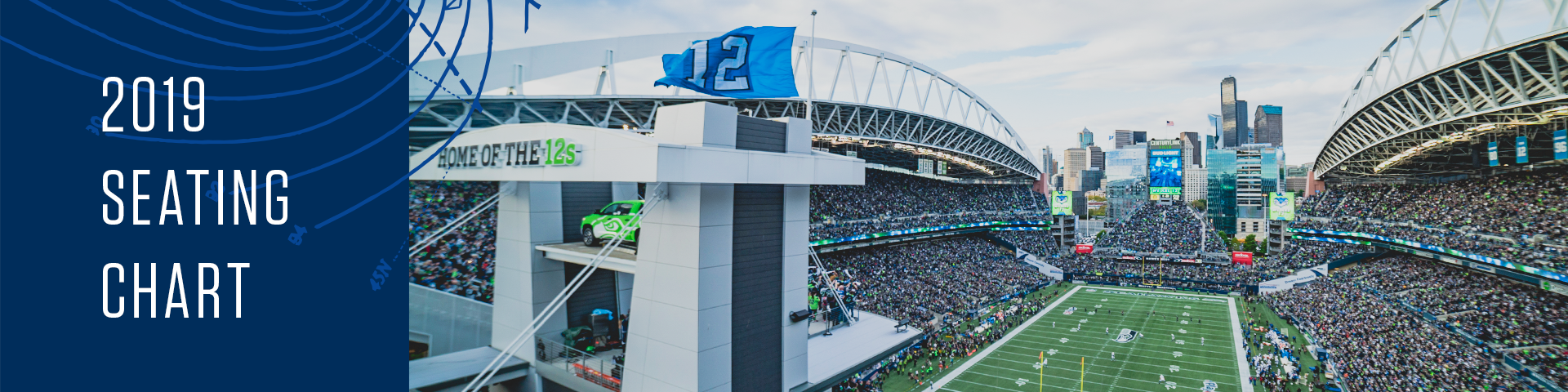 Seattle Seahawks Seating Chart at CenturyLink Field