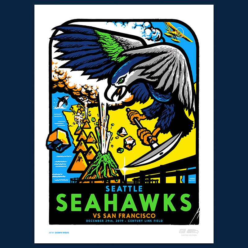 Game 17: Seahawks vs 49ers