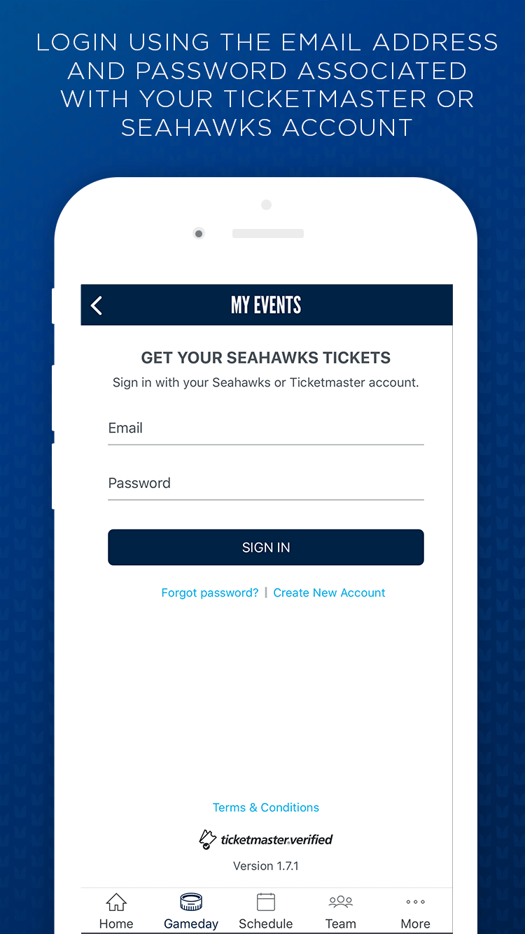 Ticketmaster unable to add to apple wallet