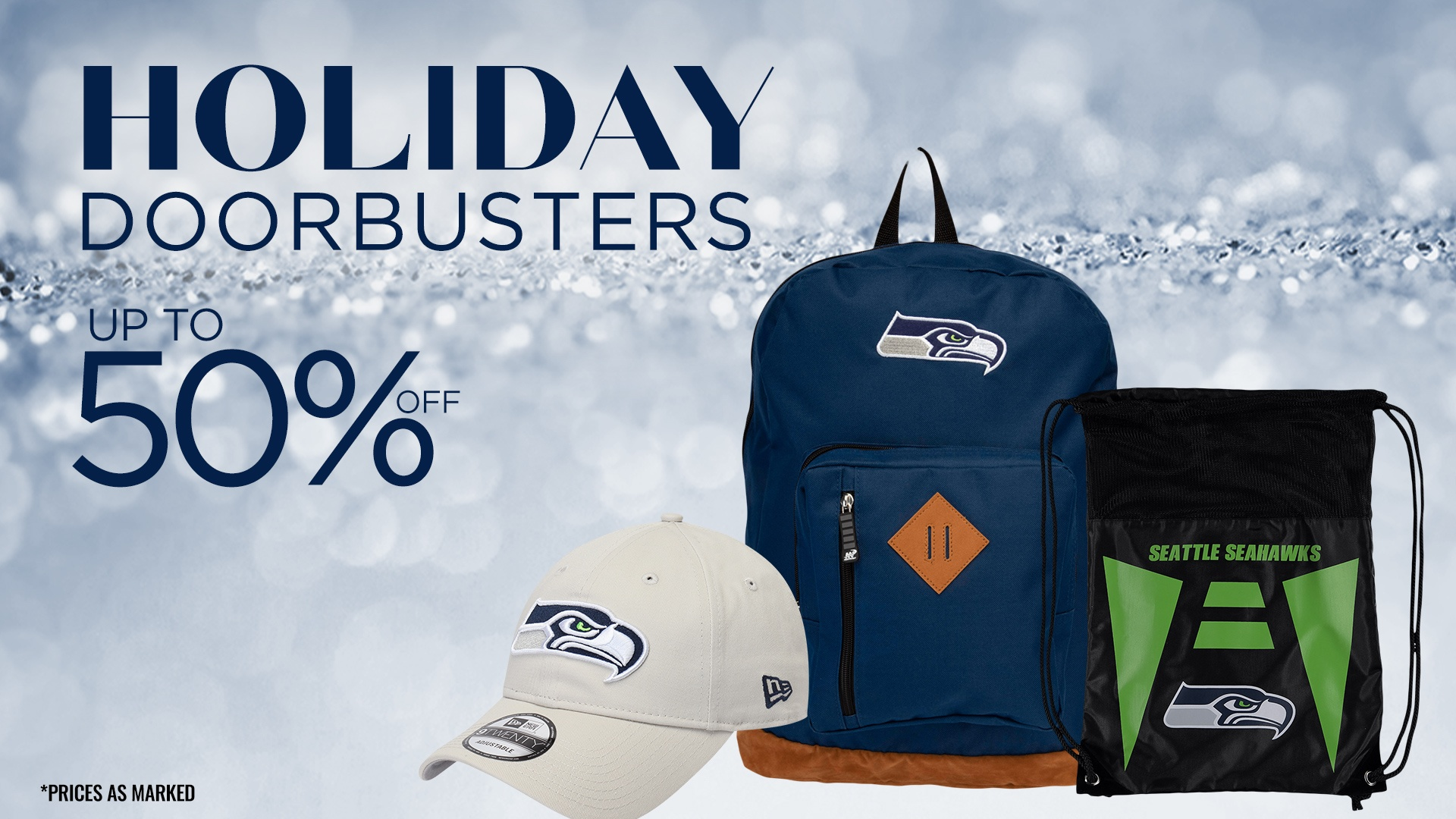 Start your holiday shopping!