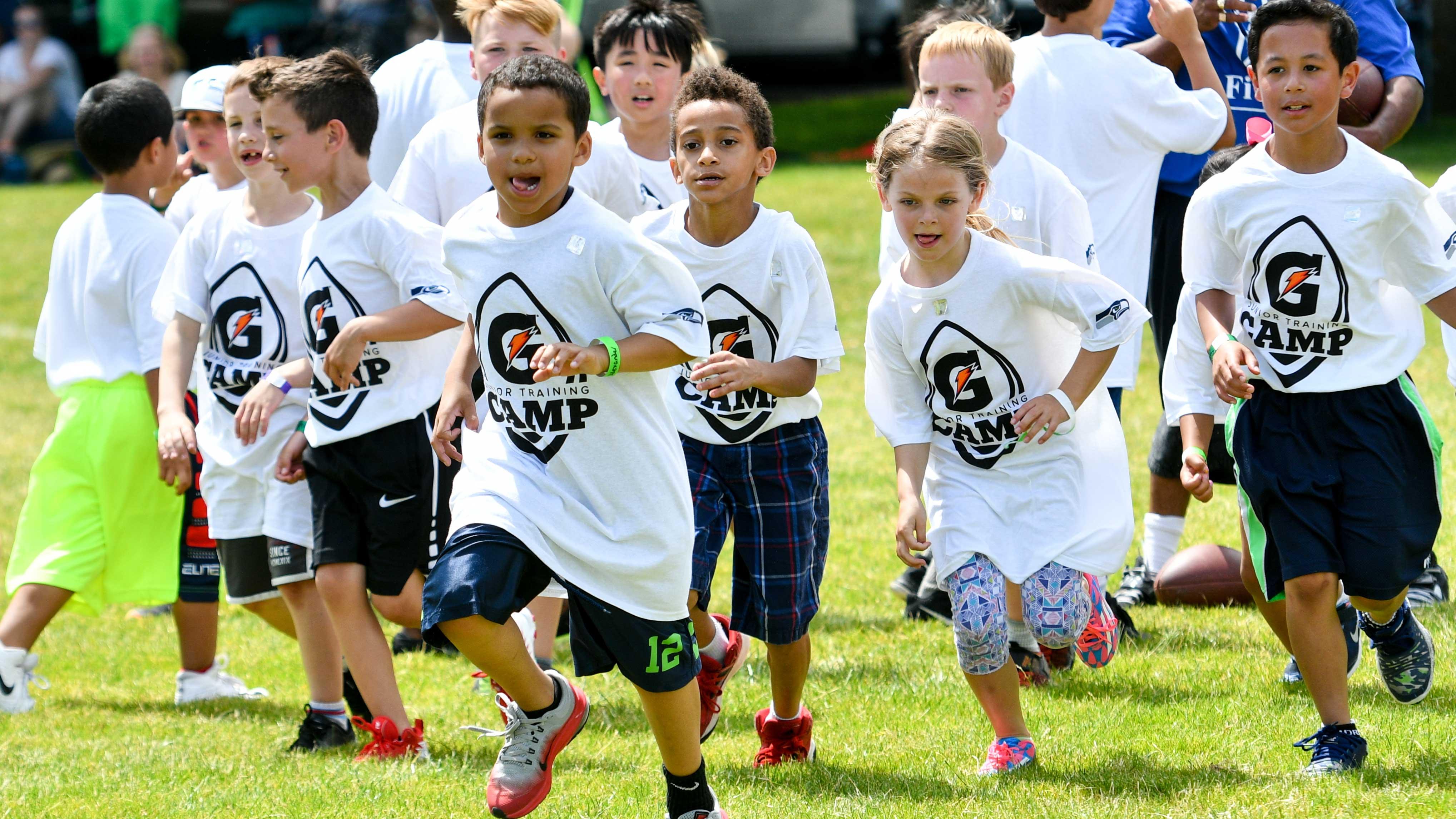 Gatorade Junior Training Camps