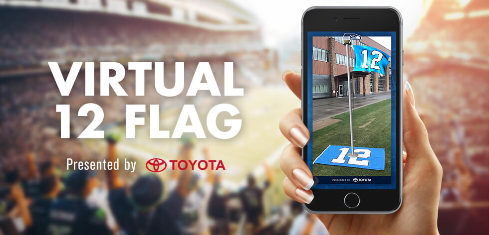 Virtual 12 Flag presented by Toyota