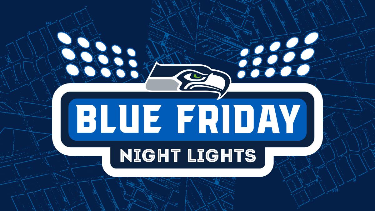 Blue Friday Night Lights