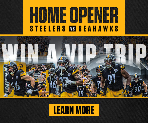 Win a VIP trip to this year's home opener!
