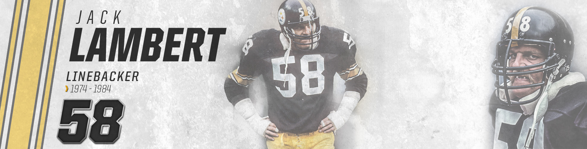 watch 057b9 14101 Jack Lambert | Pittsburgh Steelers - Steelers.com