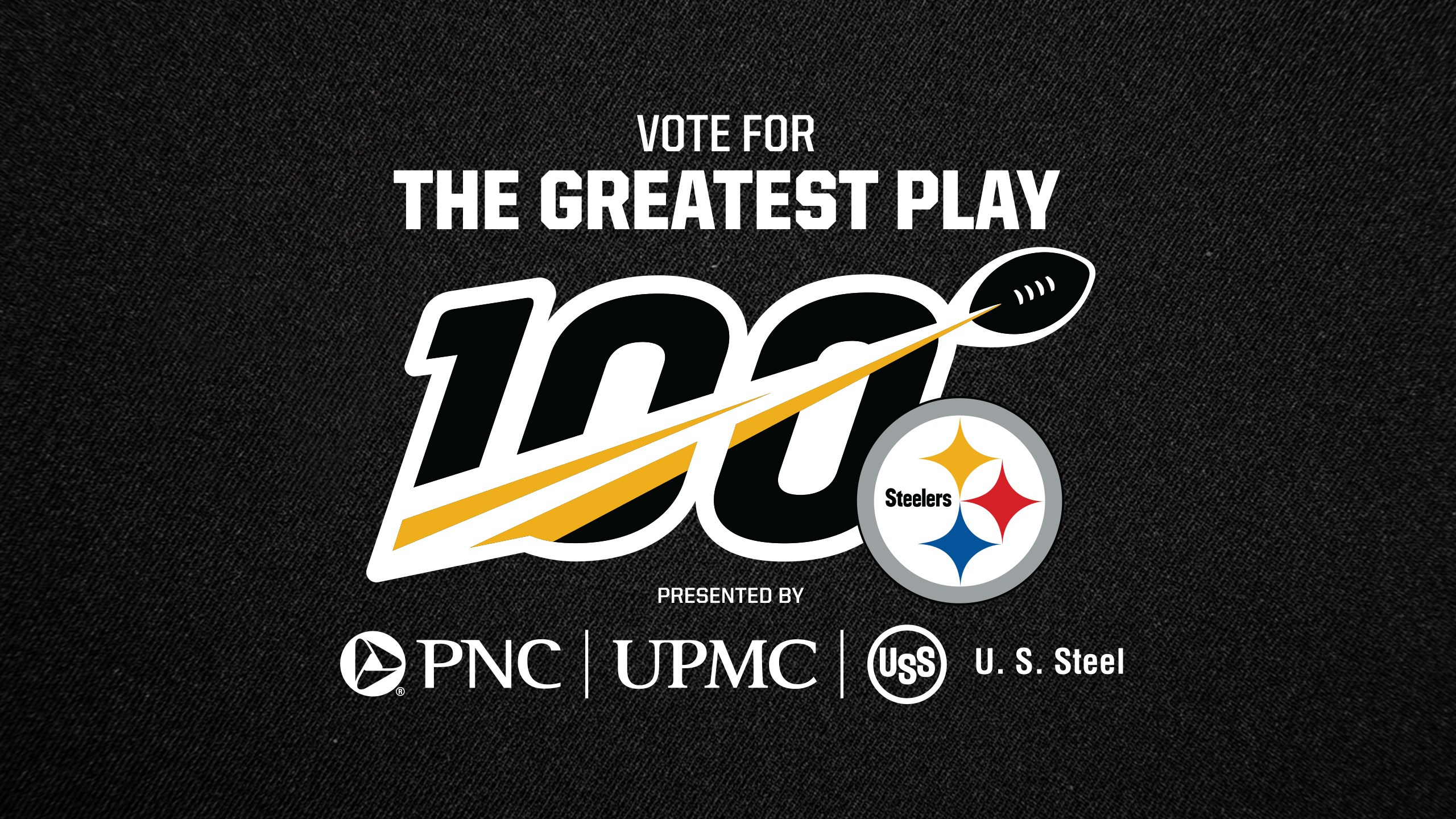 Vote for the greatest play in Steelers history