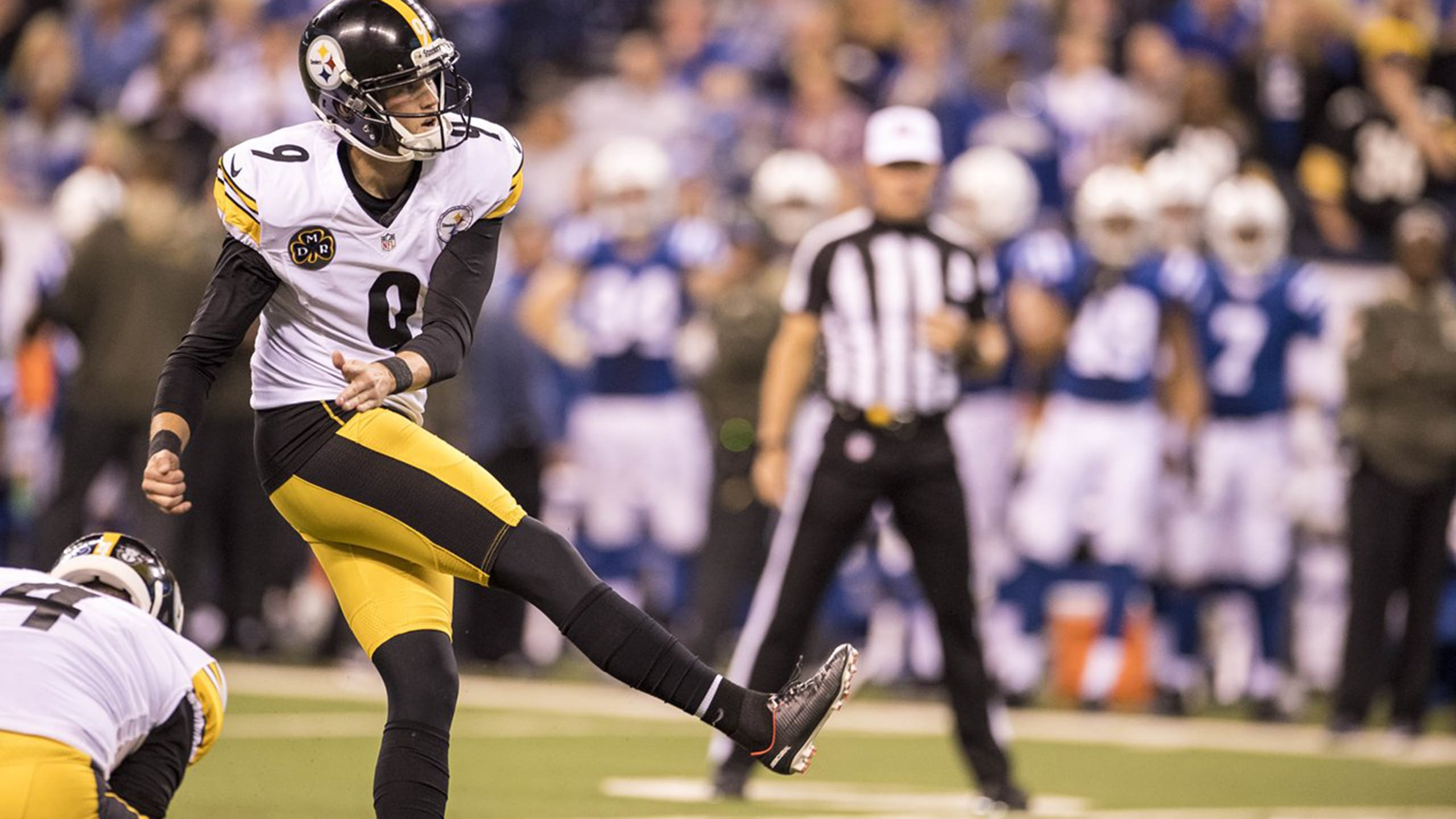 Steelers Kickoff