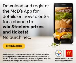 Download the McDonald's App Today!
