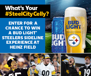 Want to win a Steelers Sideline Experience? Show us your #SteelCityCelly
