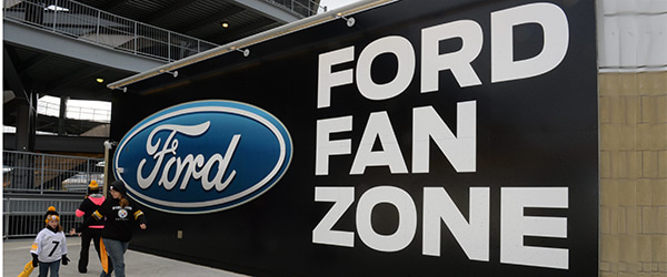 Ford Fan Zone