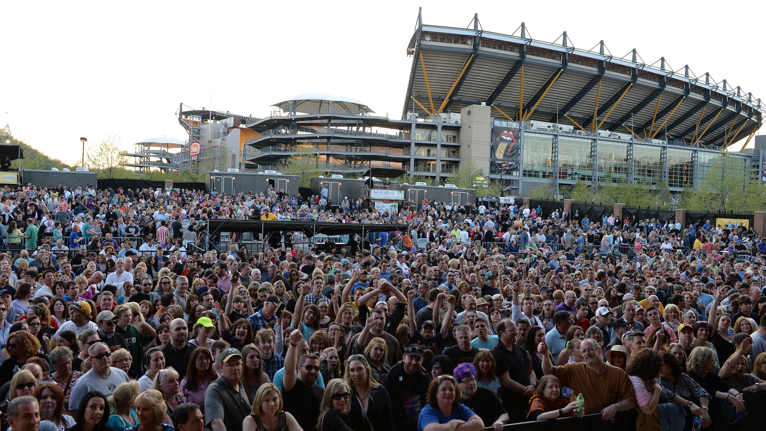 Kickoff Concert at Stage AE