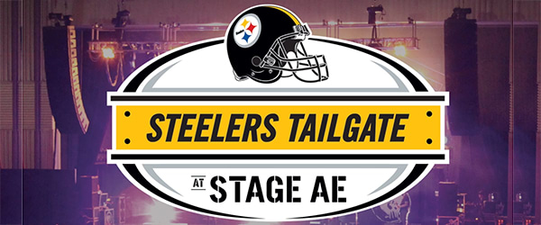 Steelers Tailgate Stage AE