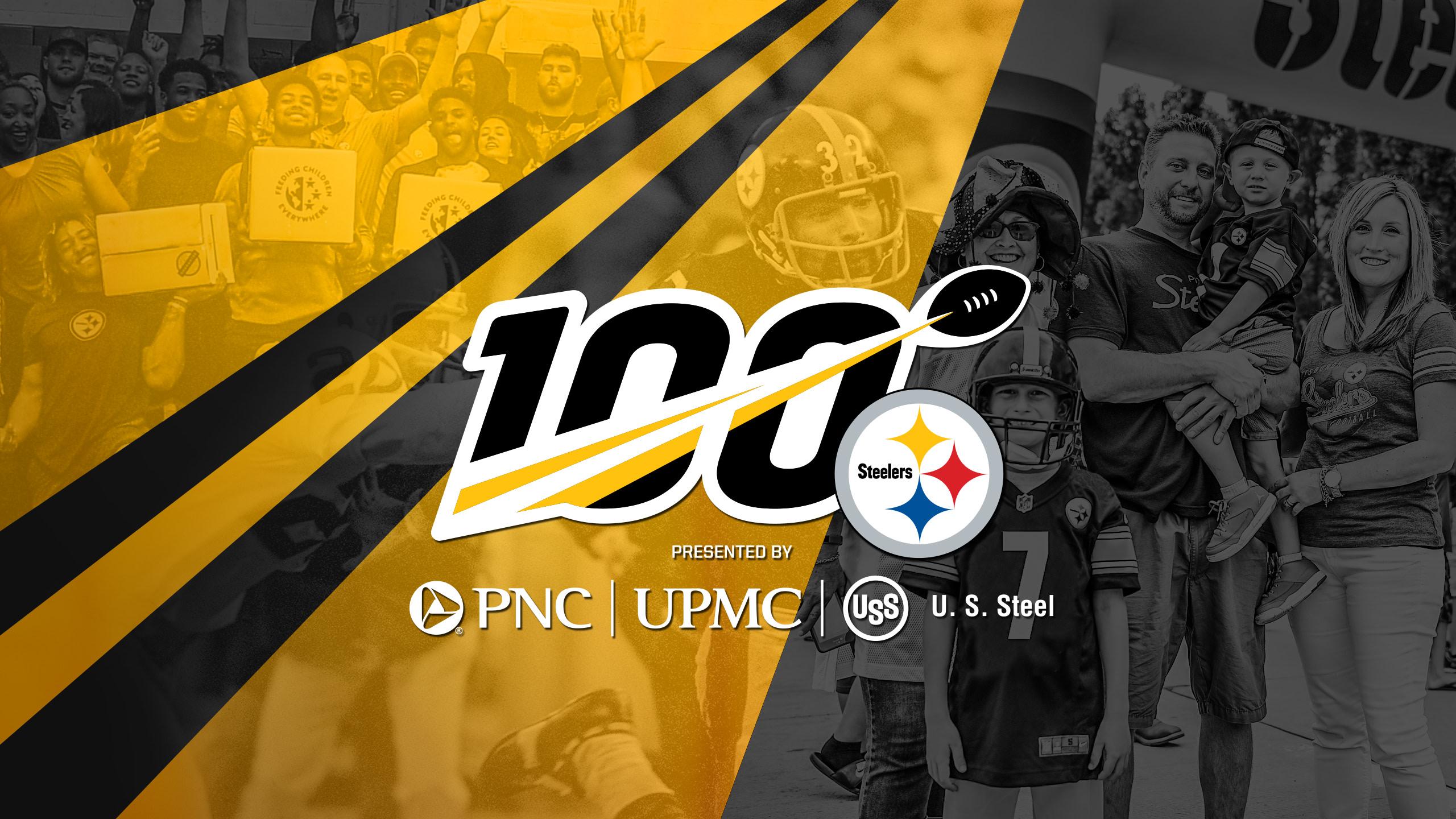 Nfl 100 Pittsburgh Steelers Steelers Com