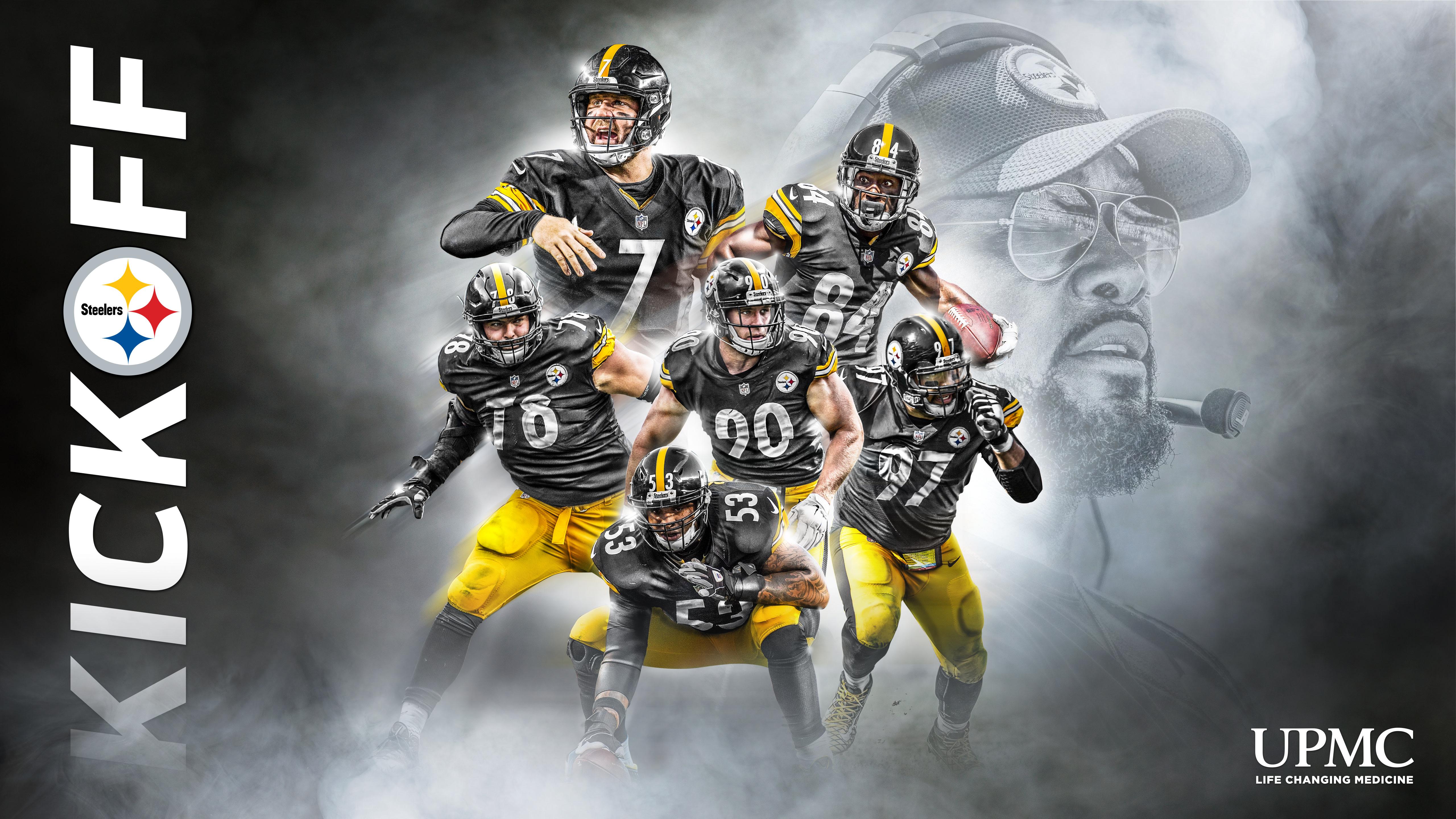 best sneakers 65832 d34aa Steelers Kickoff | Pittsburgh Steelers - Steelers.com