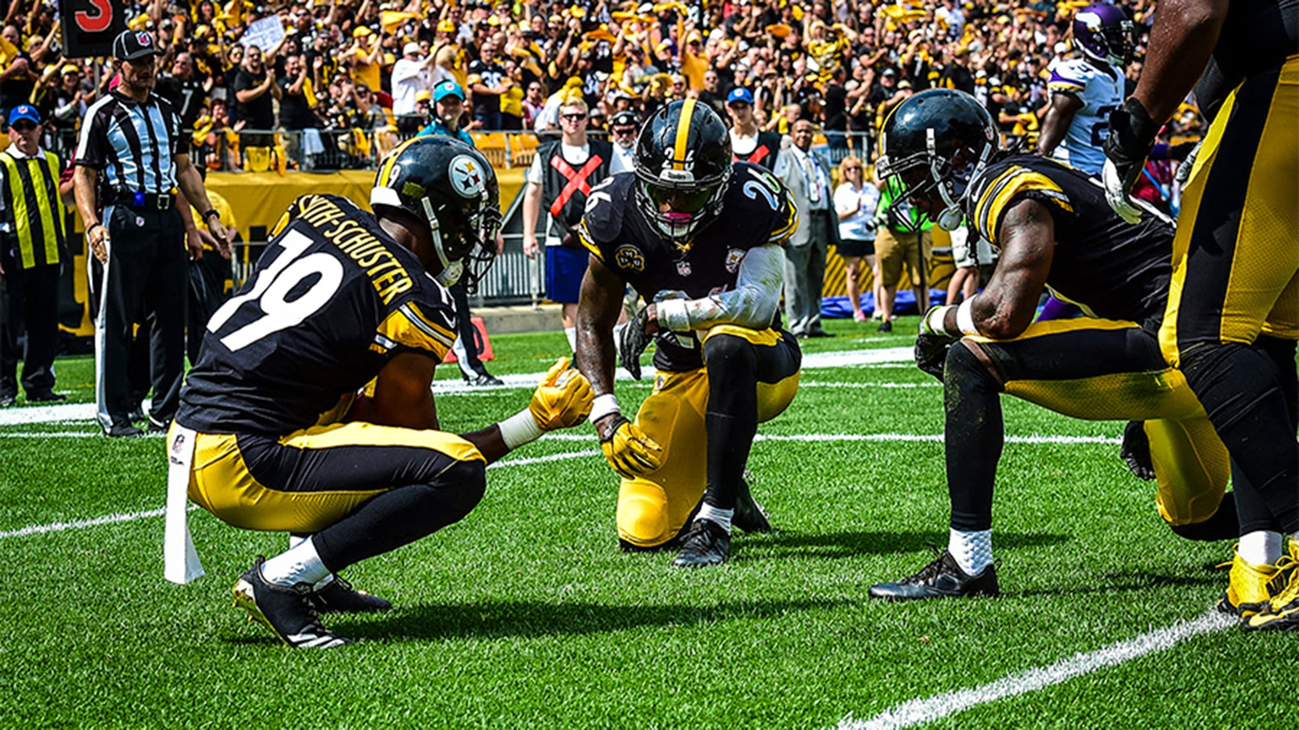 Steelers Extra Point
