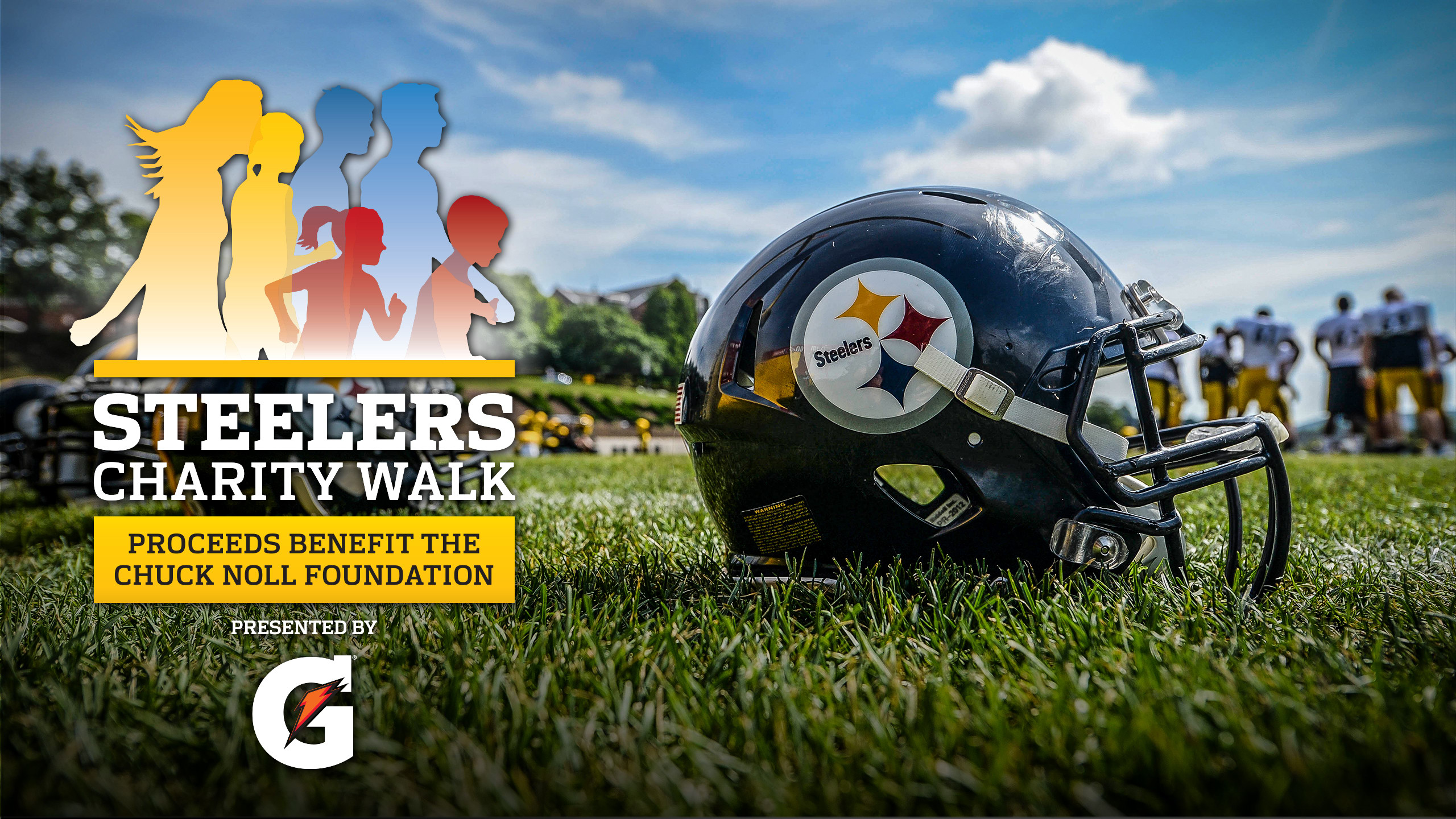 Steelers Charity Walk  33f9210be