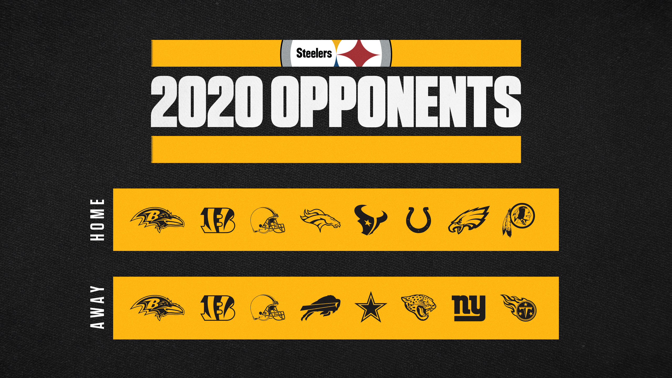 2020 Opponents