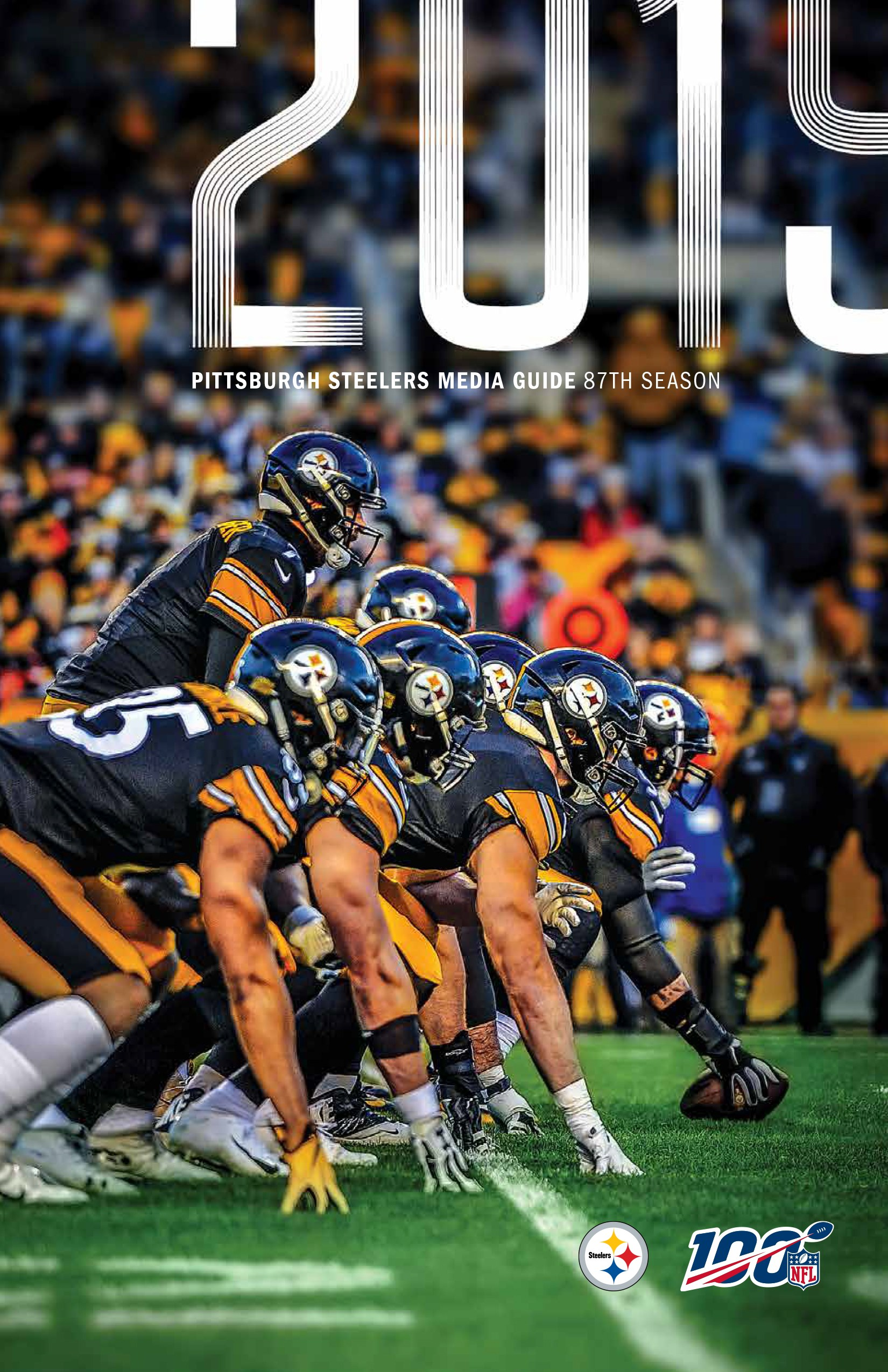 Media Guide Of The Pittsburgh Steelers Pittsburgh Steelers