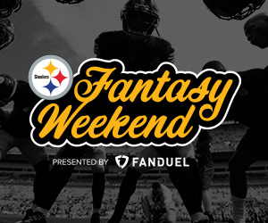 Win a Trip for Two to the Steelers Fantasy Weekend