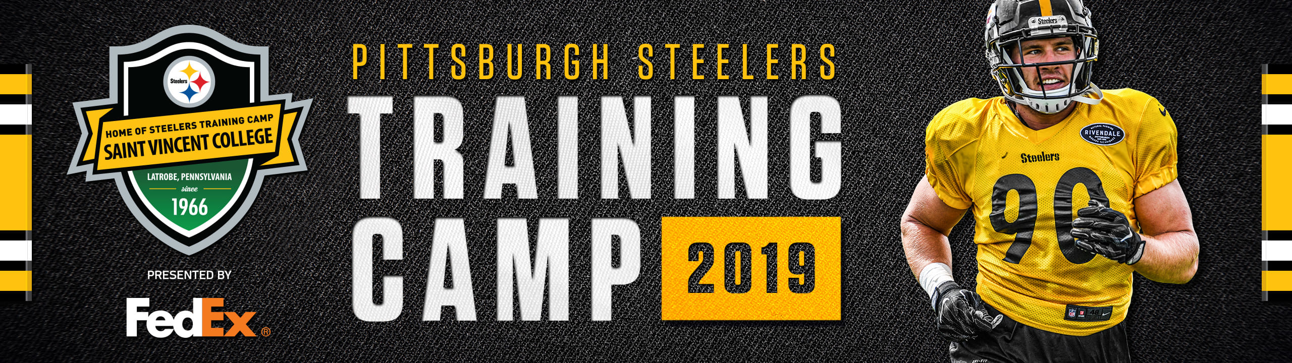 Pittsburgh steelers training camp 2019