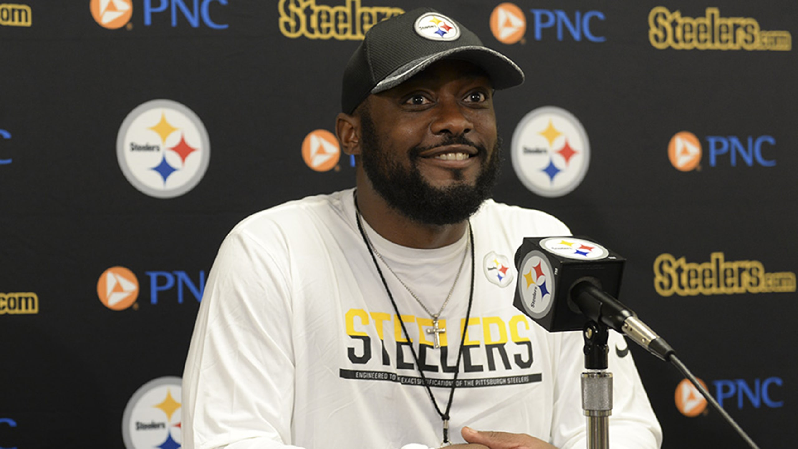Mike Tomlin Press Conference