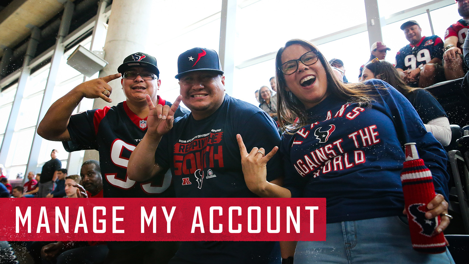 Texans Home | Houston Texans - HoustonTexans com